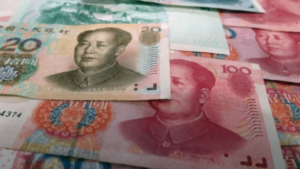 Chinese banks are struggling over debt