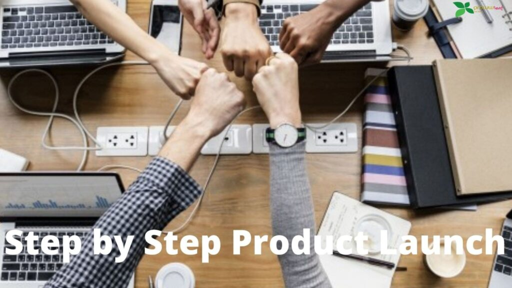 How to make a killer step by step Product Launch Strategy